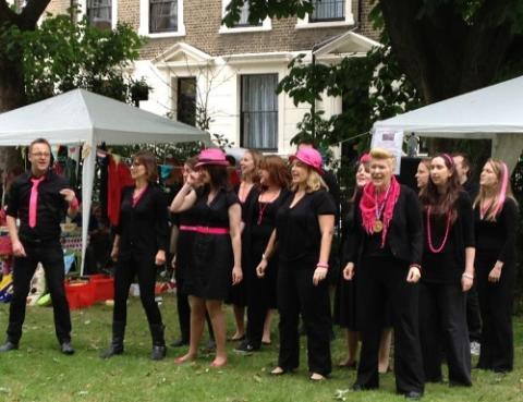 KiS - Open Garden Squares Weekend 2012